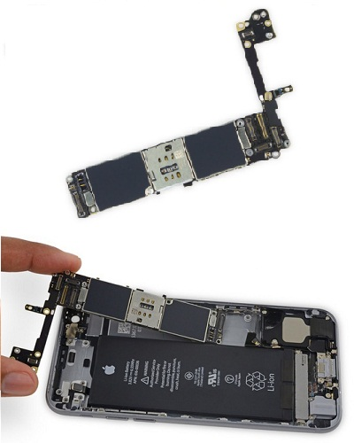 Reparacion-placa-electronica-iPhone