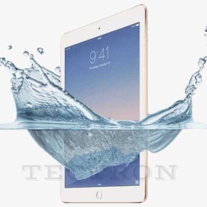 Baño Químico iPad